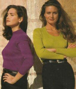 Moda feminina anos 90