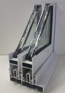 detalhe janelas acusticas